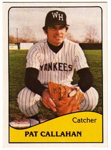 Pat Callahan, 1979
